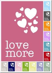 Love More - image