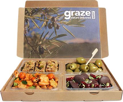 Giveaway : 2 Free Graze Boxes