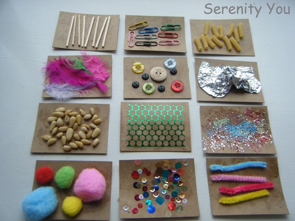 Sensory Boards