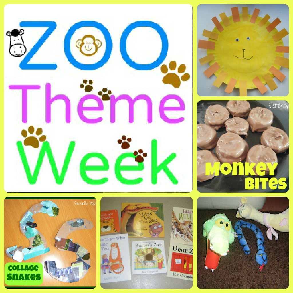 Theme Week – Zoo Week