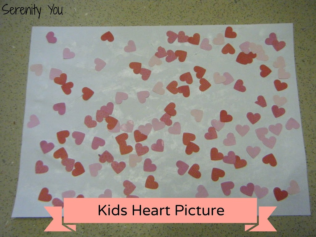 Kids Heart Picture