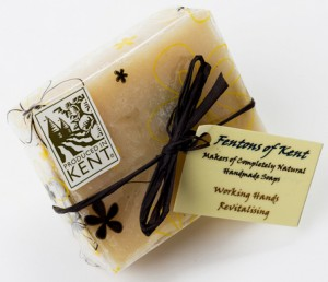 Completely Natural Soap