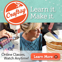FREE Mini Courses on Craftsy