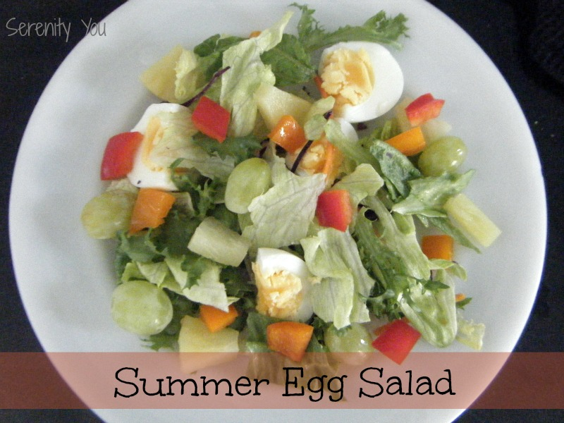 Summer Egg Salad
