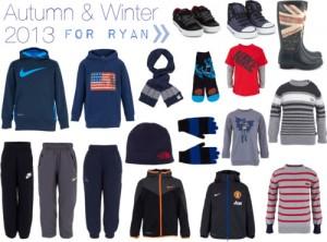 Autumn & Winter 2013 - Ryan