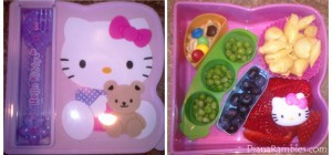 hello kitty bento lunch