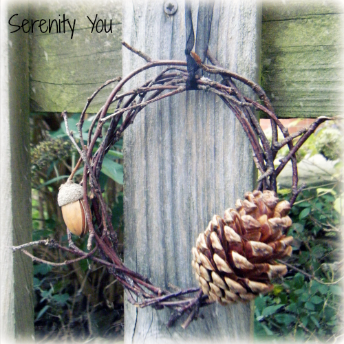 Handmade Twig Wreath