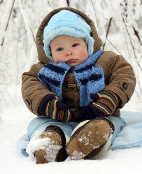 How to Bundle Up Your Kids for Cold Weather {guest post}