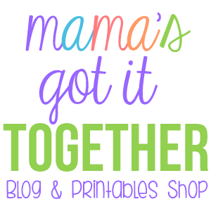 sarah from Mama's Got It Together {sponsor spotlight}