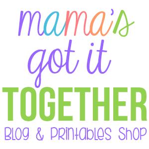 sarah from Mama's Got It Together {sponsor spotlight}