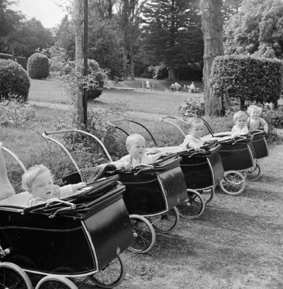 A 'Child Transport' Timeline