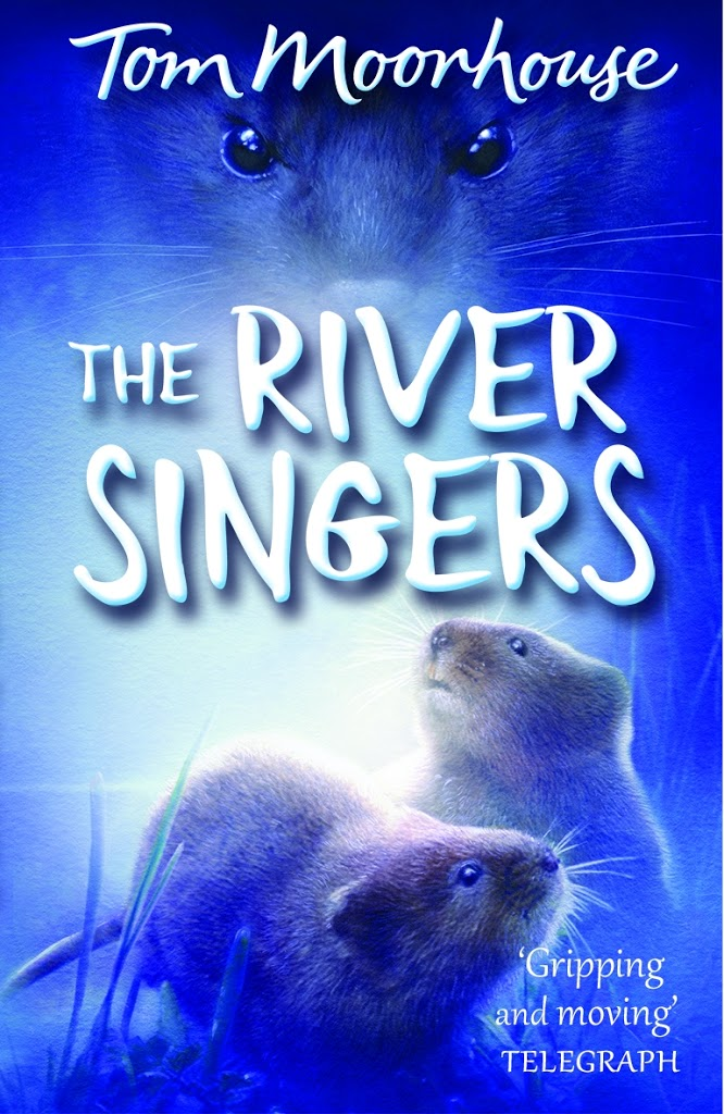 Book Tour - The River Singers by Tom Moorhouse on Serenity You