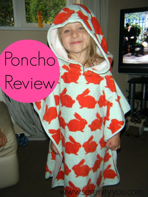 Rabbit Poncho from House of Fraser review