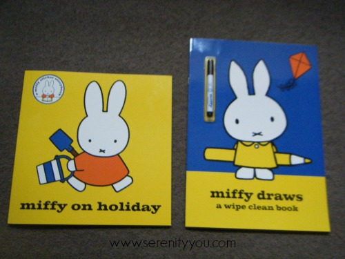 Miffy Books Review on www.serenityyou.com