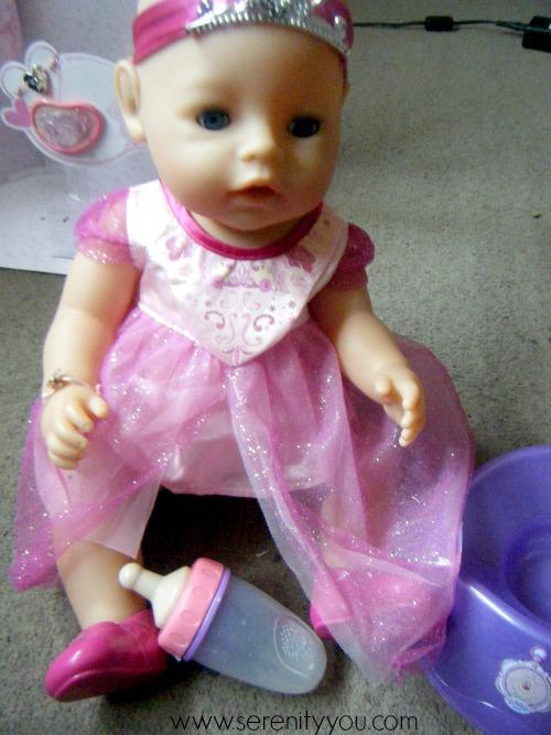 baby born princess
