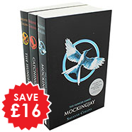 The Hunger Games Trilogy - 3 Book Set