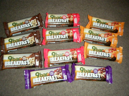 9Bar Breakfast bar review