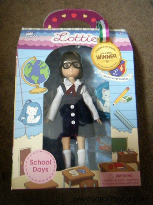School days lottie