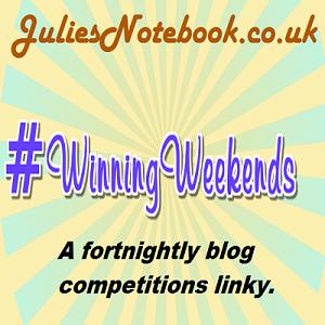 Julie's Notebook #WinningWeekends