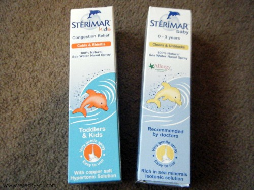 Getting Rid of Runny Noses with Sterimar