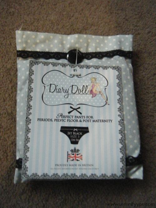 diarydoll period pants
