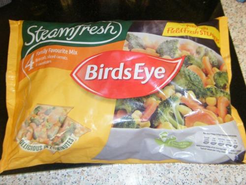 Birds Eye Family Favourite Mix