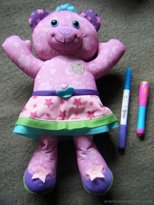 Doodle Bear Glow Doodle