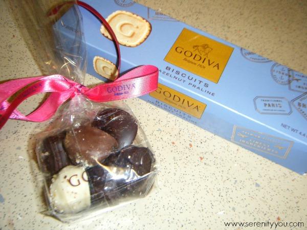 Godiva Valentine Chocolates