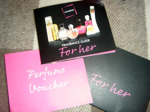 Vivabox Fragrance Box - voucher