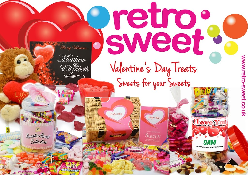 Sweets for My Sweets with Retro Sweets