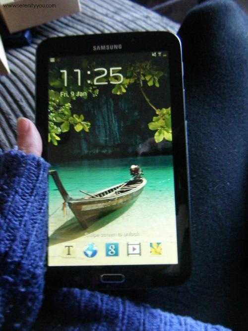 Samsung Galaxy Tab 3 7.0 Premium Case Review