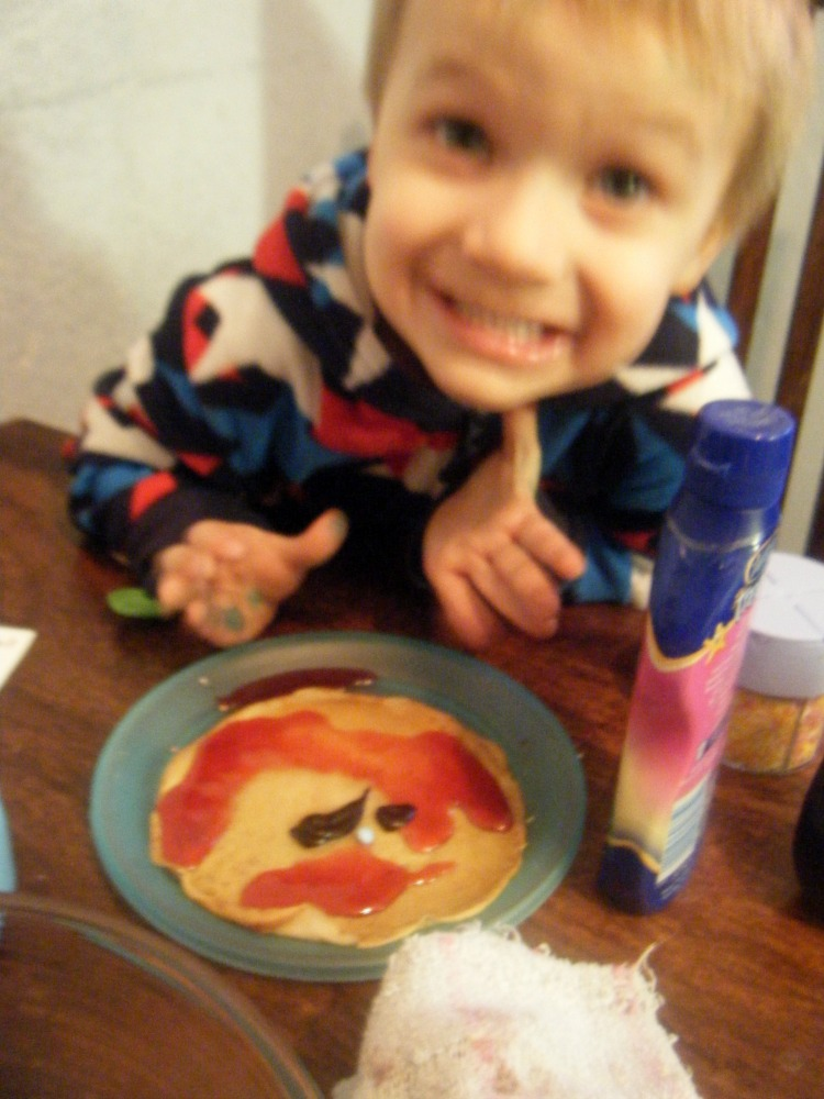 hartleys jam pancake 2