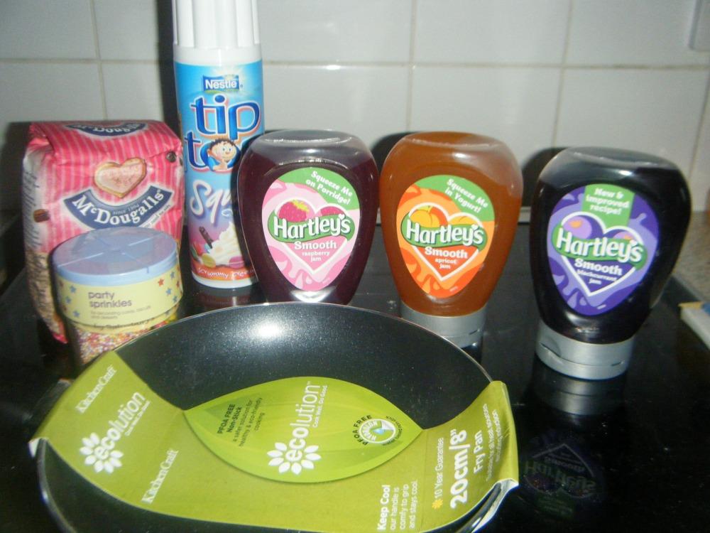 hartleys jam pancakes 6