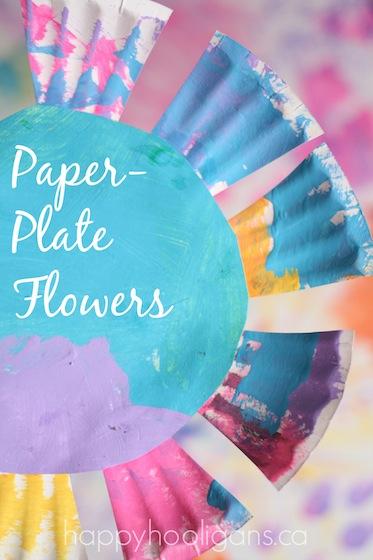 Paper-Plate-Flowers-Happy-Hooligans-