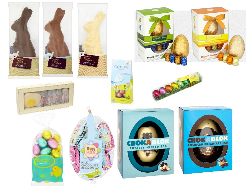 Yummy Easter Egg Treats 2015