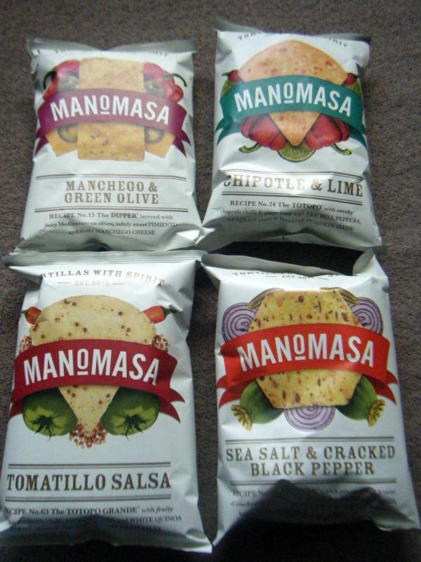Manomasa Tortilla Chips
