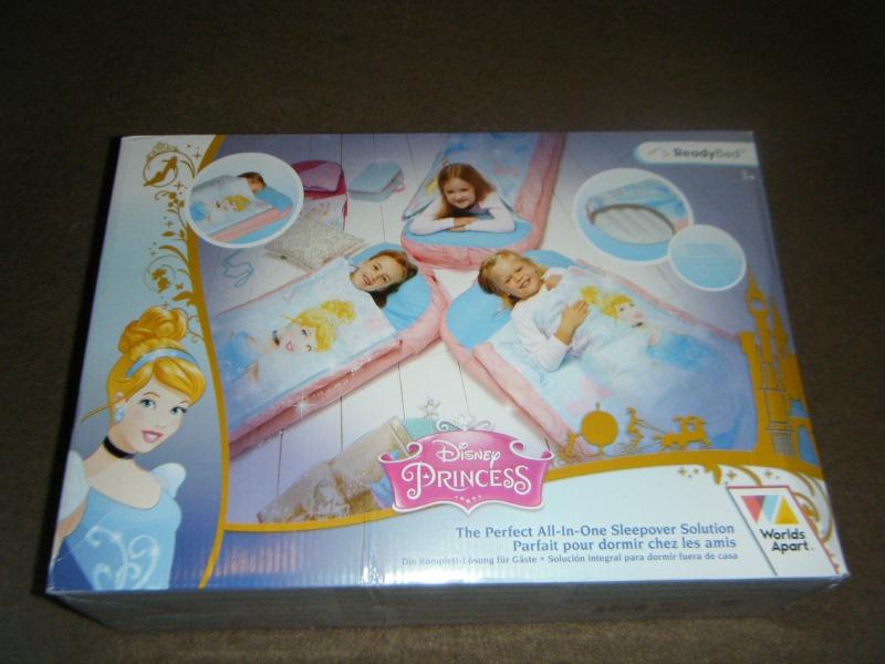 Cinderella ready bed 1