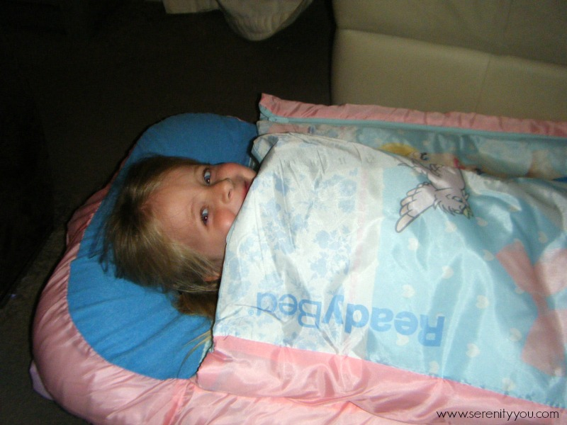 Cinderella Ready Bed Review + Giveaway