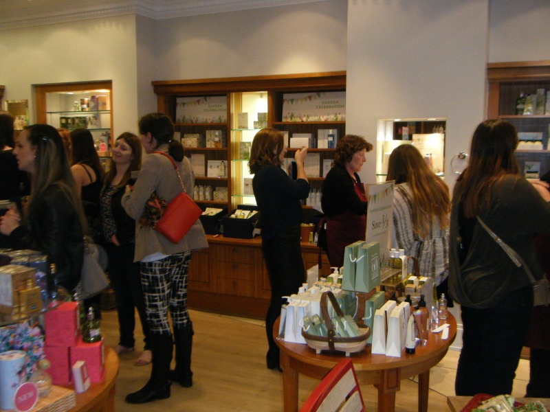crabtree & Evelyn event 10