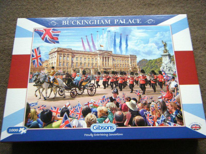 Gibsons jigsaw - Buckingham palace
