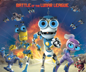 Bolts and Blip : Battle of the Lunar League DVD Review + Giveaway