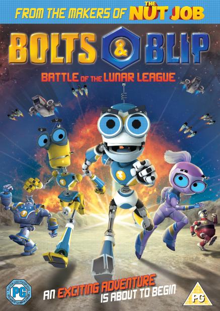 Bolts and Blip Battle of the Lunar League