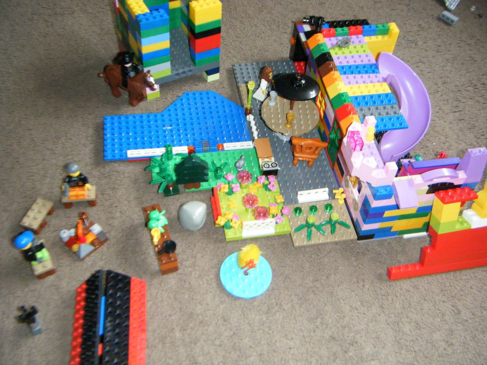 lego dream home 1