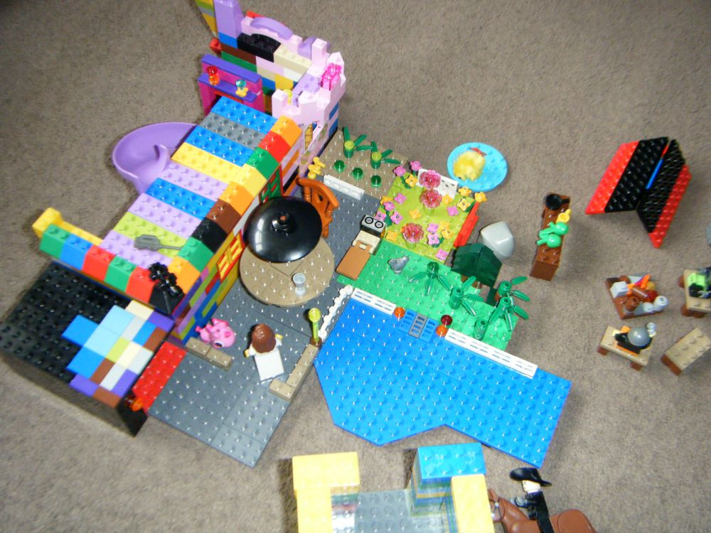 lego dream home 10