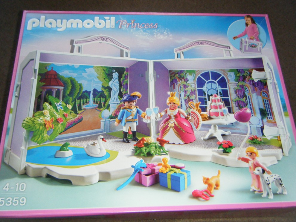 Playmobil Take Along Princess Birthday Set Review Serenity You