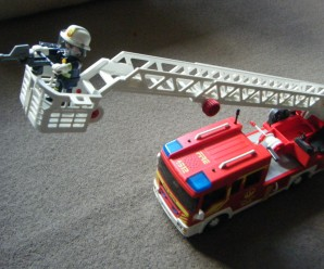 Playmobil City Action Fire Engine Review