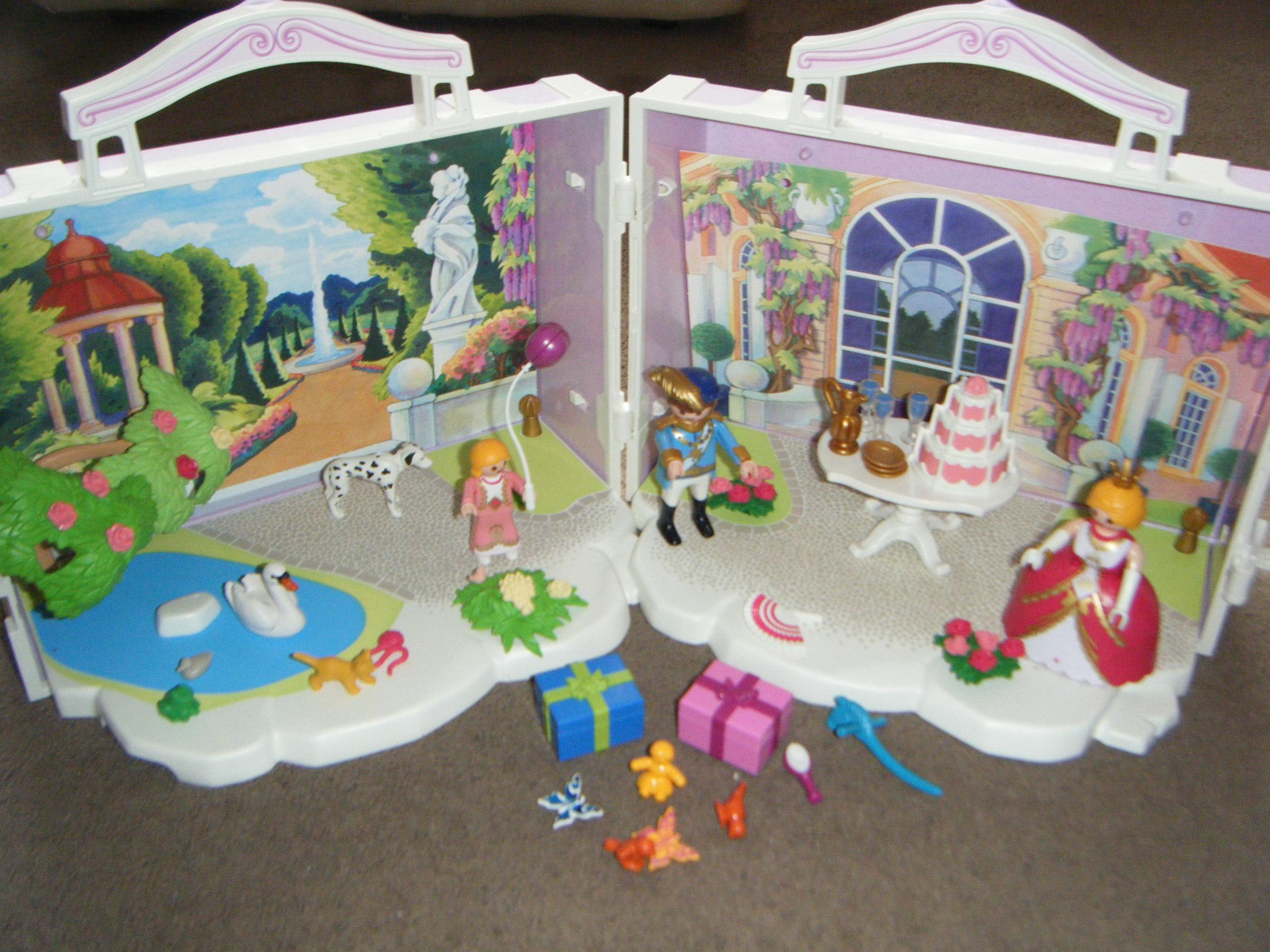 Playmobil Take Along Princess Birthday Set Review