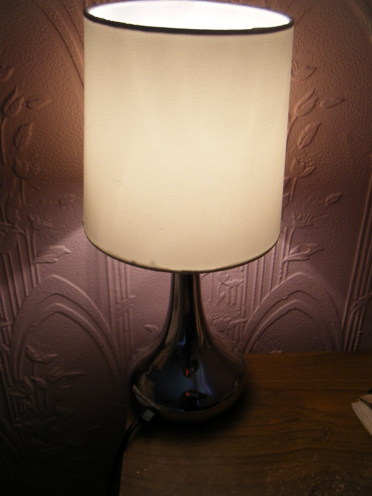 My new bedside lamps