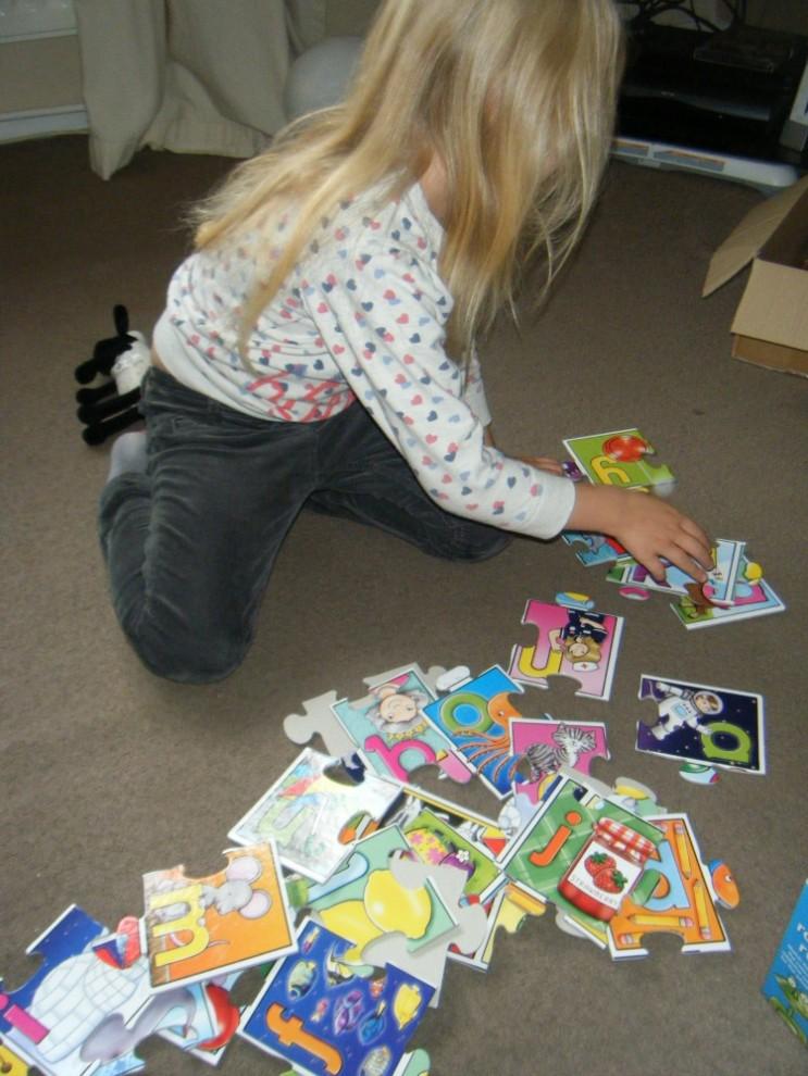 Orchard Toys Big Alphabet Jigsaw 2
