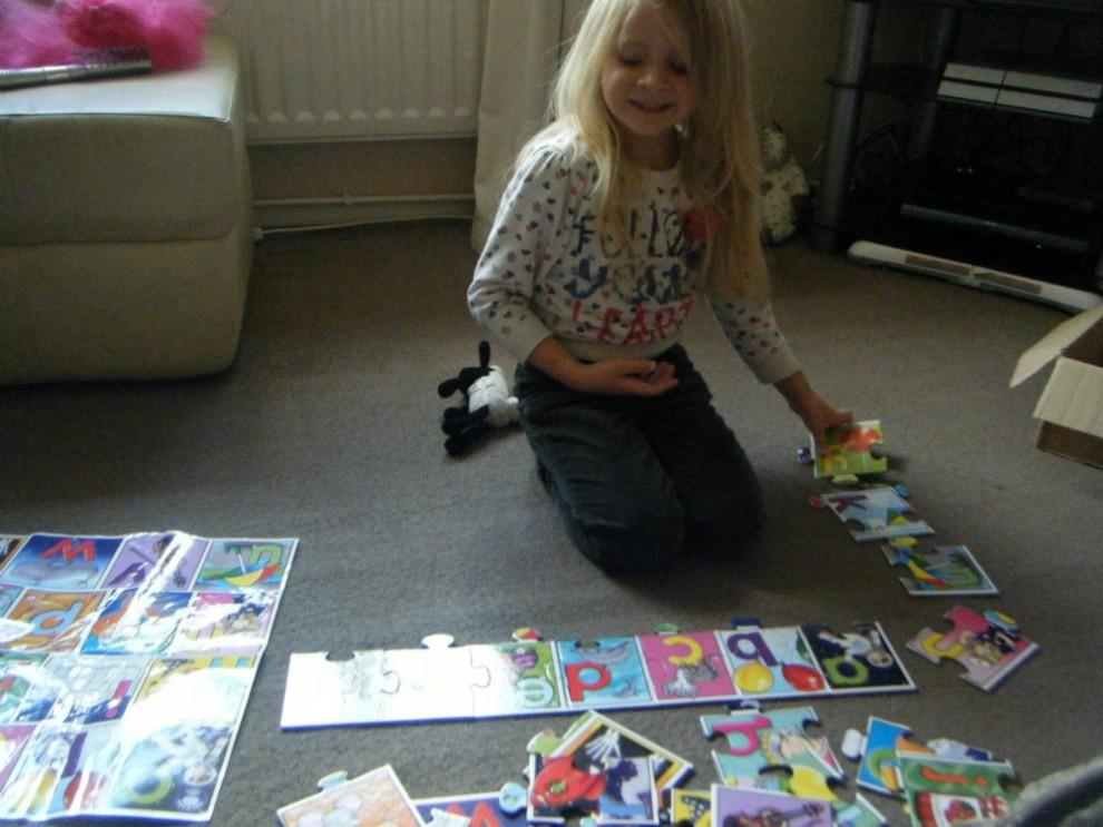 Orchard Toys Big Alphabet Jigsaw 3